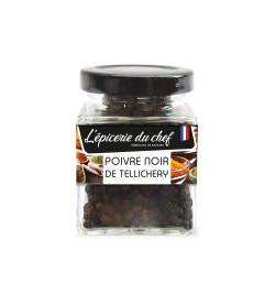 Poivre noir de Tellichery 45g