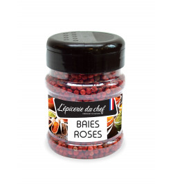Baies roses déshydratées 60g