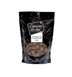 EDC8787 Palets de chocolat noir 200g