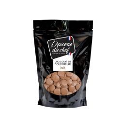 Palets de chocolat lait 200g