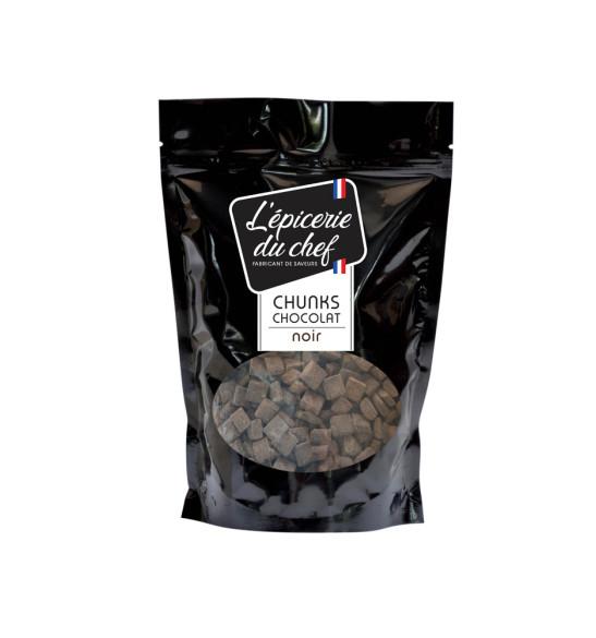 Chunks de chocolat noir 200g